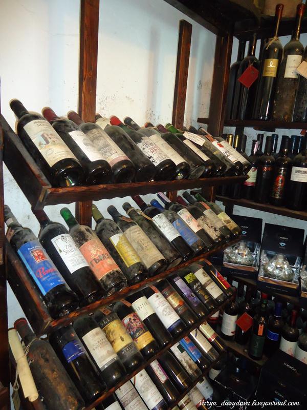 Вино в Болгарии