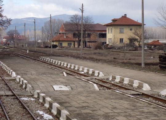 Вокзалы в Банско