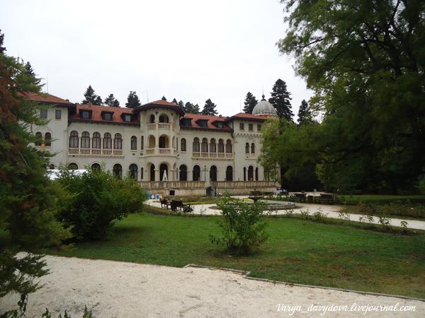 Врана. Царская резиденция в Софии